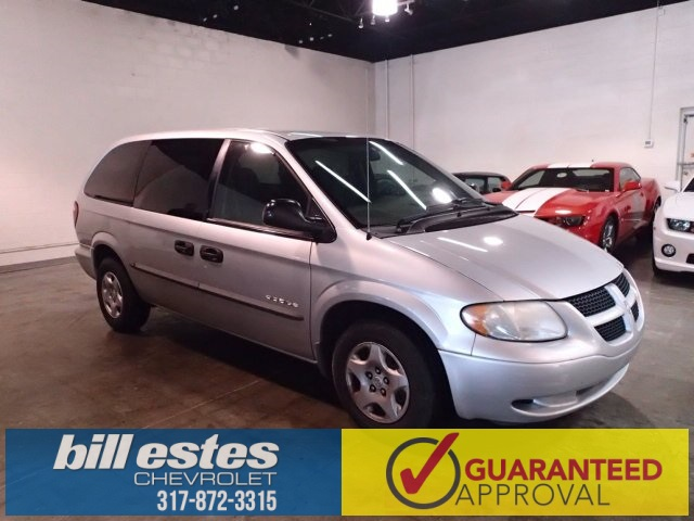 Pre-Owned 2001 Dodge Grand Caravan SE