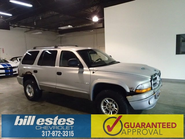 Pre-Owned 1998 Dodge Durango SLT 4WD
