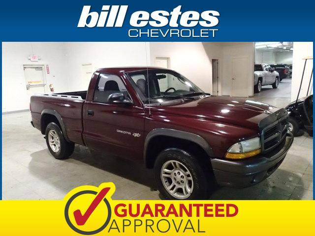 Used Dodge Dakota Reg Cab 112 WB Base