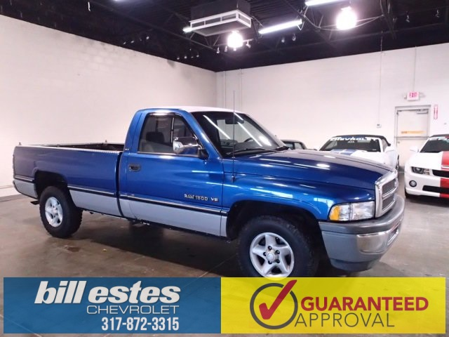 Pre-Owned 1997 Dodge Ram 1500