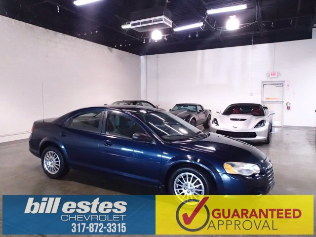 Pre-Owned 2006 Chrysler Sebring Base