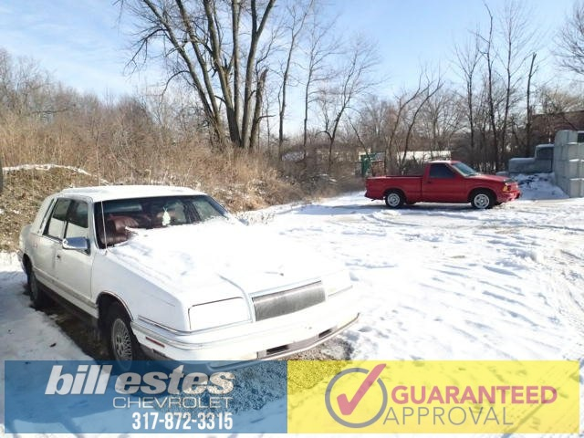 Pre-Owned 1992 Chrysler Fifth Avenue Base