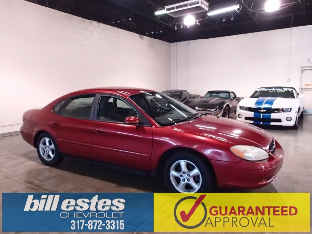 Pre-Owned 2000 Ford Taurus SE