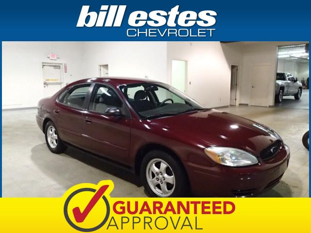 Used Ford Taurus 4dr Sdn SE