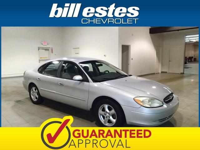 Used Ford Taurus 4dr Sdn SES Deluxe