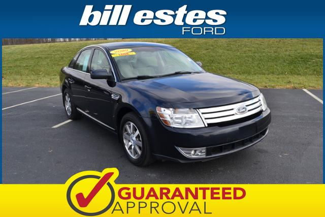 Used Ford Taurus 4dr Sdn SEL FWD