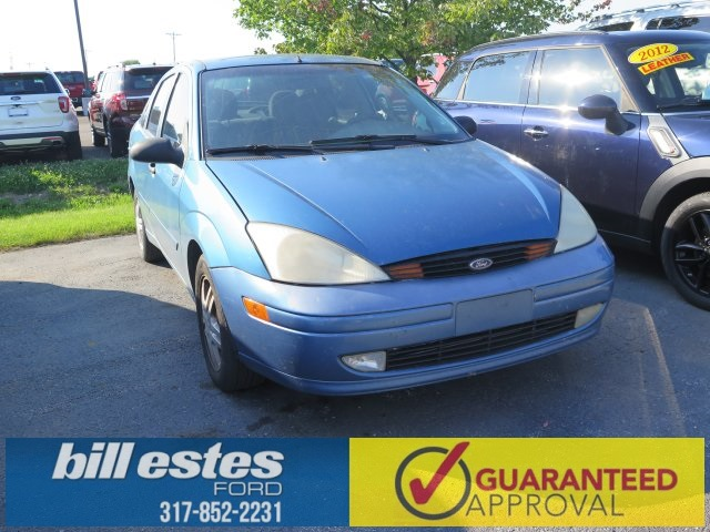 Pre-Owned 2001 Ford Focus SE