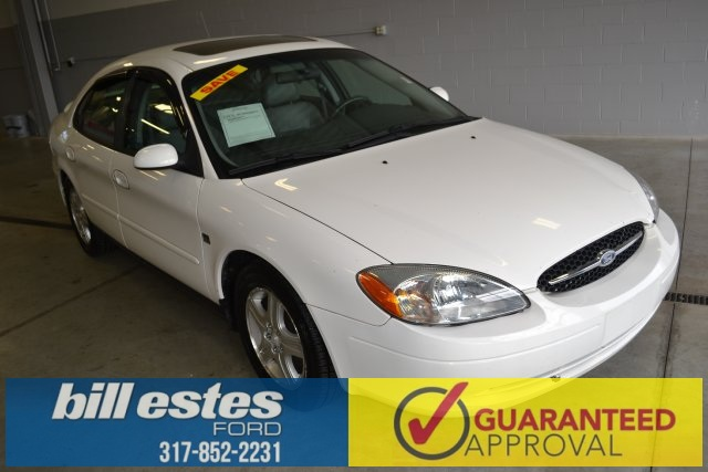 Pre-Owned 2001 Ford Taurus SEL