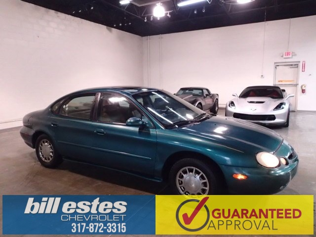 Pre-Owned 1997 Ford Taurus LX