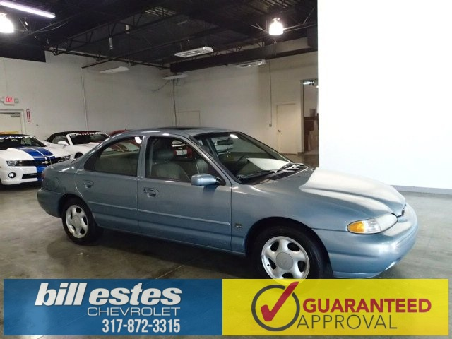 Pre-Owned 1996 Ford Contour LX