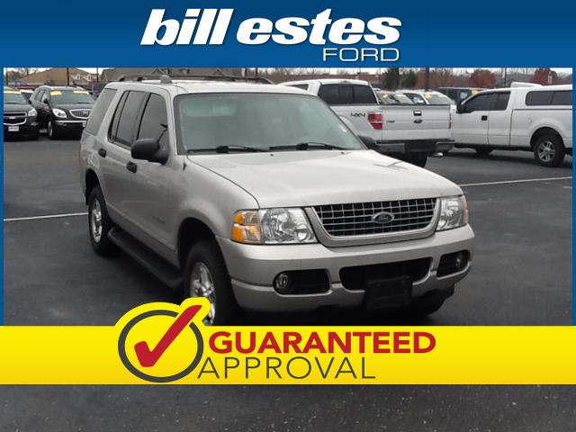 Used Ford Explorer 4dr 114 WB 4.0L XLT 4WD