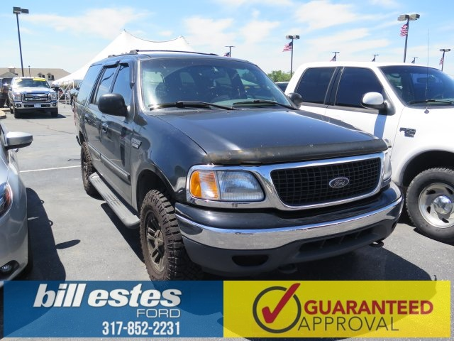 Pre-Owned 2001 Ford Expedition XLT 4WD