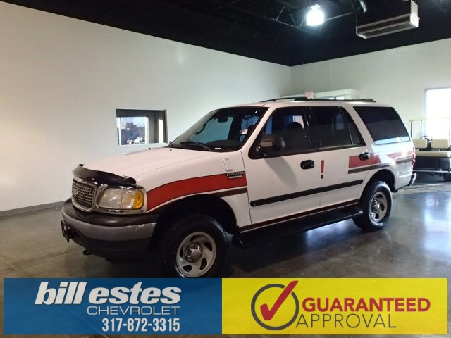 Pre-Owned 2000 Ford Expedition XLT 4WD