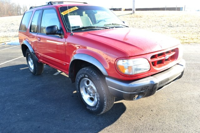 Pre-Owned 1999 Ford Explorer Sport 4WD