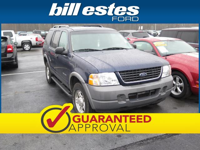 Used Ford Explorer 4dr 114 WB XLS 4WD