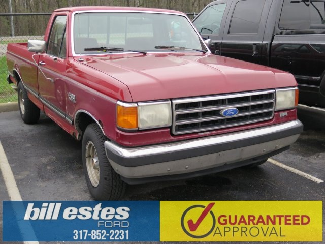 Pre-Owned 1991 Ford F-150