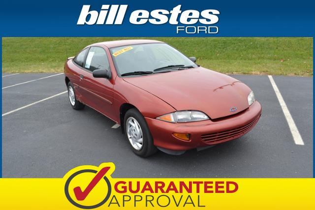 Used Chevrolet Cavalier 2dr Cpe