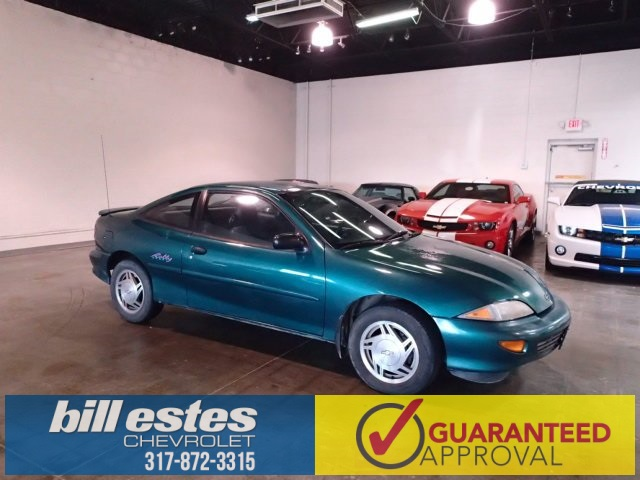 Pre-Owned 1997 Chevrolet Cavalier