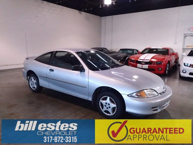 Pre-Owned 2000 Chevrolet Cavalier Base