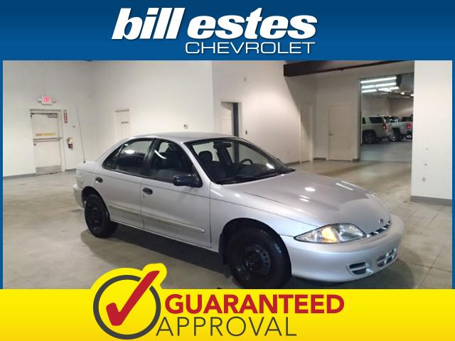 Used Chevrolet Cavalier 4dr Sdn