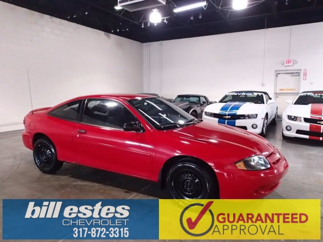 Pre-Owned 2003 Chevrolet Cavalier LS