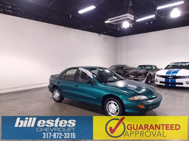 Pre-Owned 1999 Chevrolet Cavalier LS