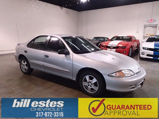 Pre-Owned 2001 Chevrolet Cavalier LS