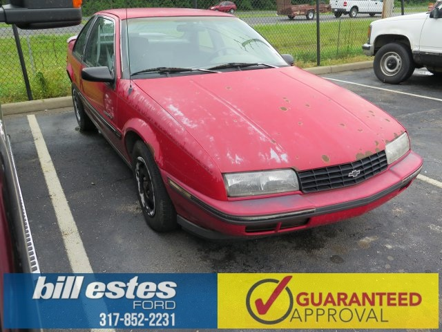 Pre-Owned 1989 Chevrolet Beretta Base