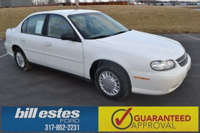Pre-Owned 2004 Chevrolet Malibu Base
