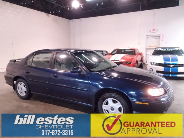 Pre-Owned 2001 Chevrolet Malibu LS