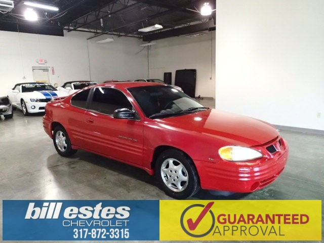 Pre-Owned 1999 Pontiac Grand Am