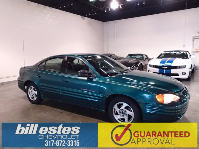 Pre-Owned 1999 Pontiac Grand Am SE
