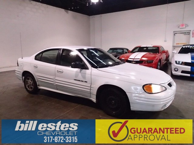 Pre-Owned 2000 Pontiac Grand Am SE1