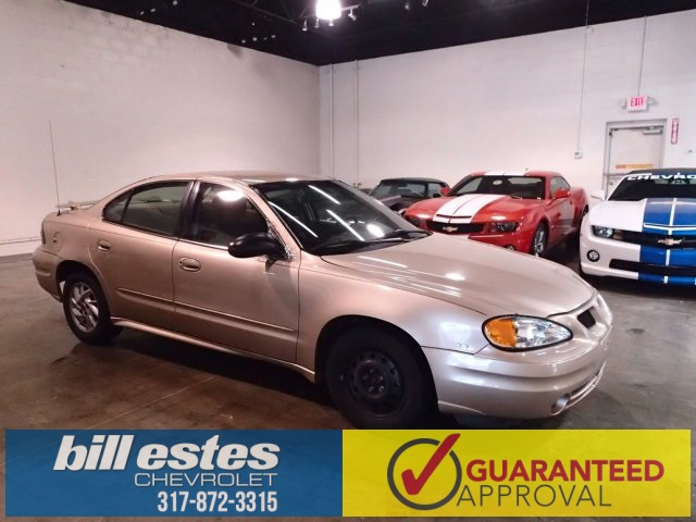 Pre-Owned 2003 Pontiac Grand Am SE1
