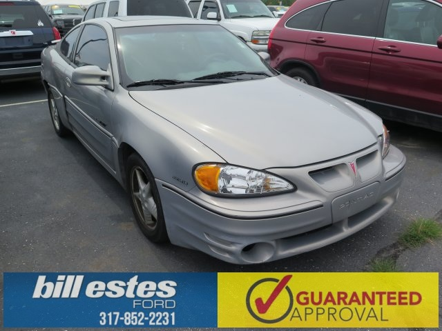 Pre-Owned 2000 Pontiac Grand Am GT1