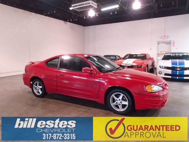 Pre-Owned 1999 Pontiac Grand Am GT