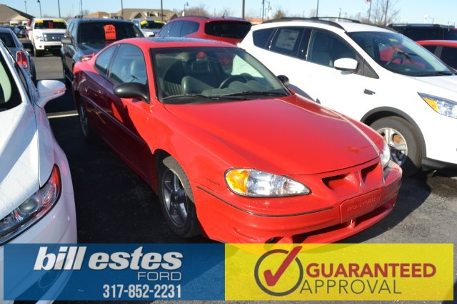 Pre-Owned 2003 Pontiac Grand Am GT