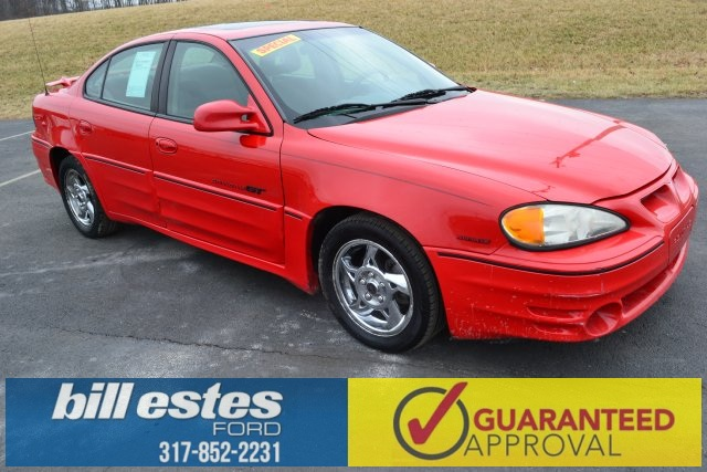 Pre-Owned 2002 Pontiac Grand Am GT