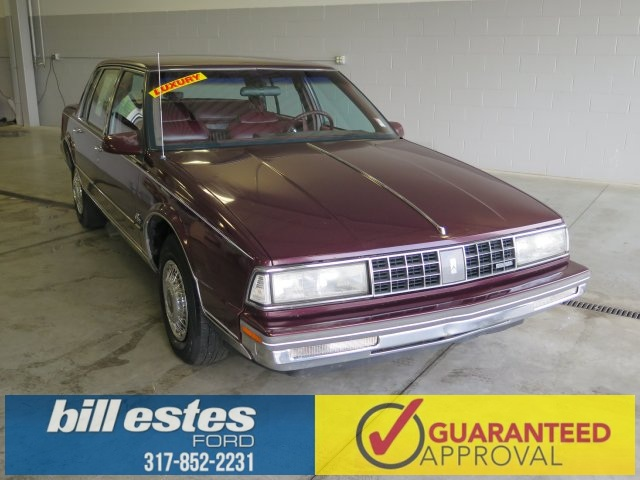 Pre-Owned 1988 Oldsmobile Ninety-Eight Regency