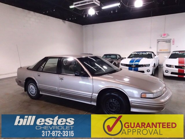 Pre-Owned 1996 Oldsmobile Cutlass Supreme