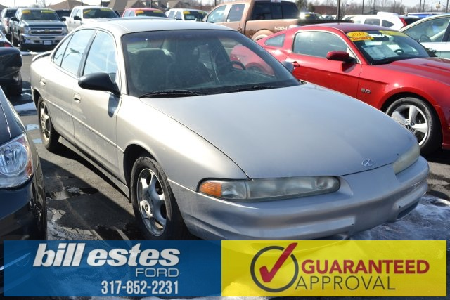 Pre-Owned 1999 Oldsmobile Intrigue GL