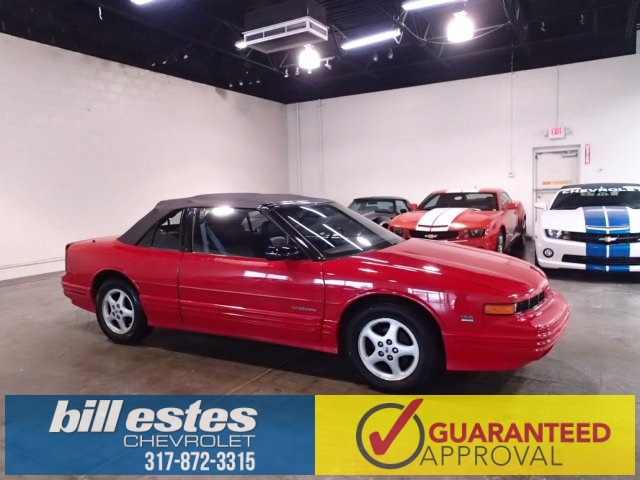 Pre-Owned 1993 Oldsmobile Cutlass Supreme