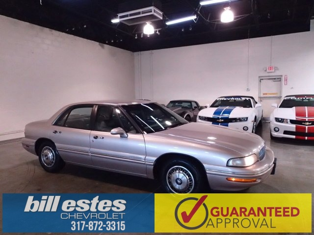 Pre-Owned 1998 Buick LeSabre Limited