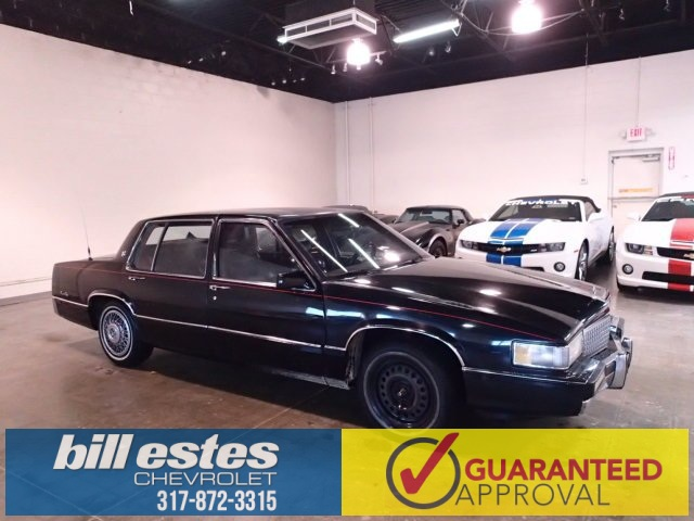 Pre-Owned 1990 Cadillac DeVille Base