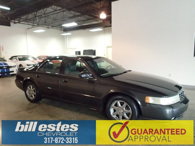 Pre-Owned 2001 Cadillac Seville STS