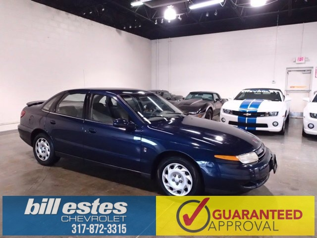 Pre-Owned 2001 Saturn L200 Base