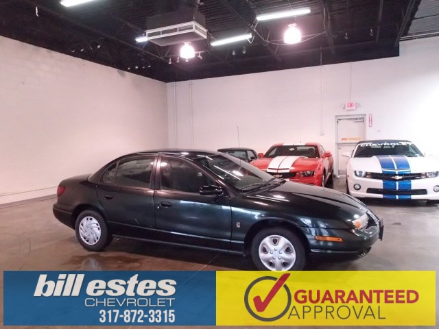 Pre-Owned 2002 Saturn SL1 Base