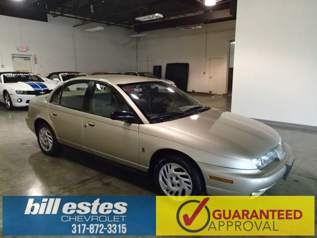 Pre-Owned 1998 Saturn SL2 Base