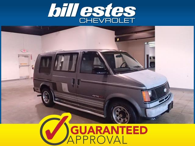 Used Chevrolet Astro Ext Van