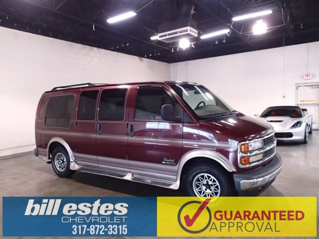 Pre-Owned 1997 Chevrolet Express Van G1500